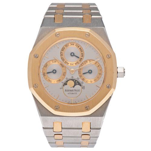 Audemars Piguet Royal Oak Perpetual Calendar Wrist Watch