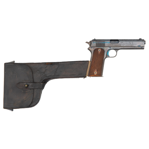 Colt Martial Model 1905 with Holster Stock
