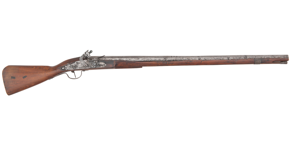 English Snaphance Musket