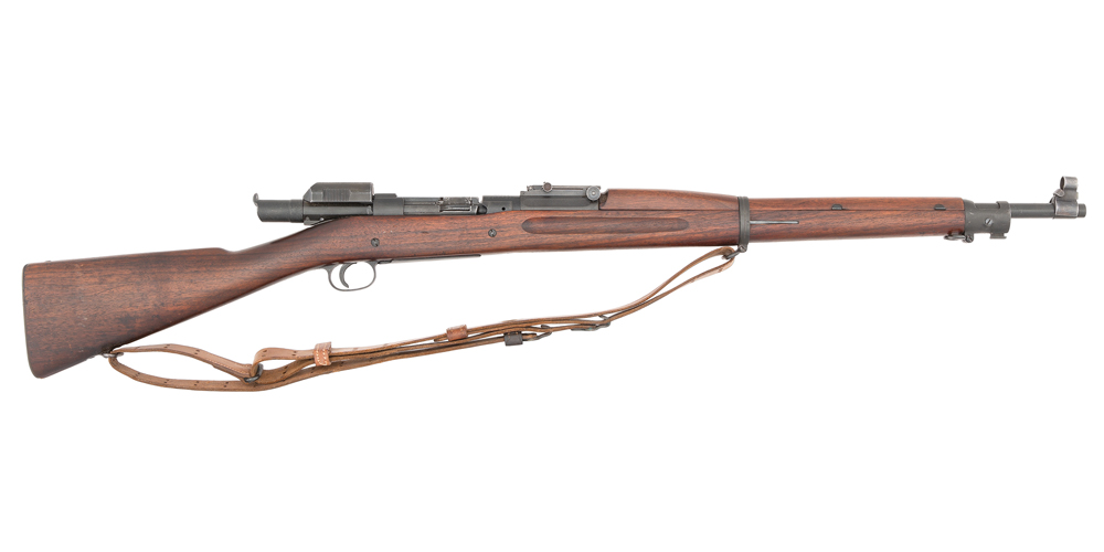 Springfield Rifle With Rare Pederson Device
