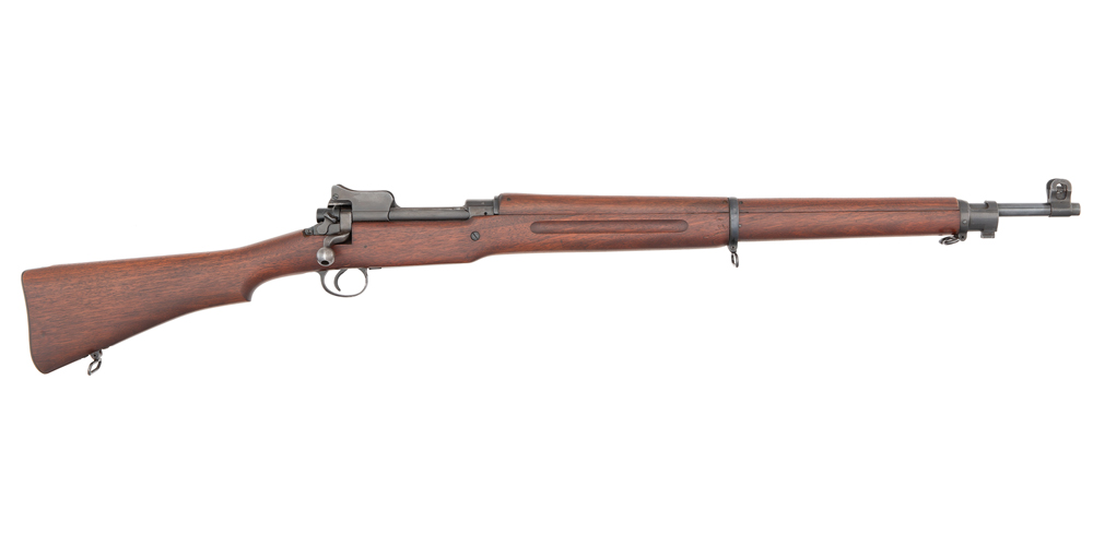 Prototype Winchester US Model 1917 Bolt Action Rifle