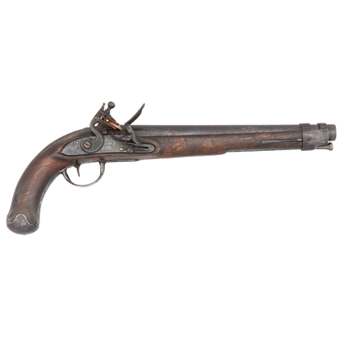 Virginia Manufacturing 1st Model Flintlock Pistol