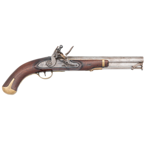 Virginia Manufacturing 2nd Model Flintlock Pistol