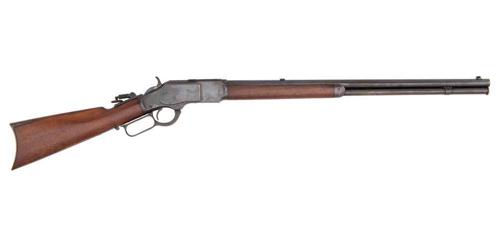 Winchester Model 1873 .22 Rifle