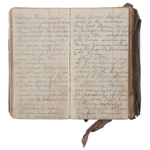 Civil War Diary of Robert I. Battle, Confederate Spy