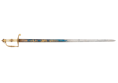 Early American Naval Officer Sword