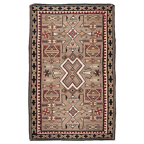 Navajo Teec Nos Pos Roomsize Weaving