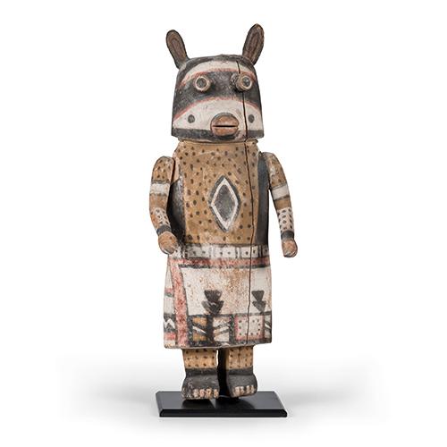 Wilson Tawaquaptewa (Hopi, 1871-1960) Katsina Doll