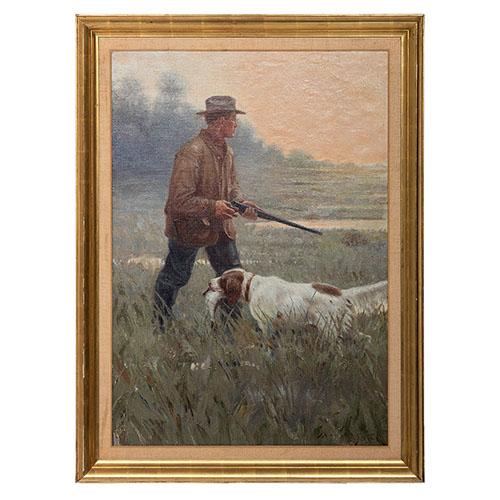 Frank Stick (American, 1884-1966)