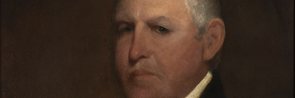 Matthew Harris Jouett (1788-1827), A Portrait of Governor Isaac Shelby (1750-1826)